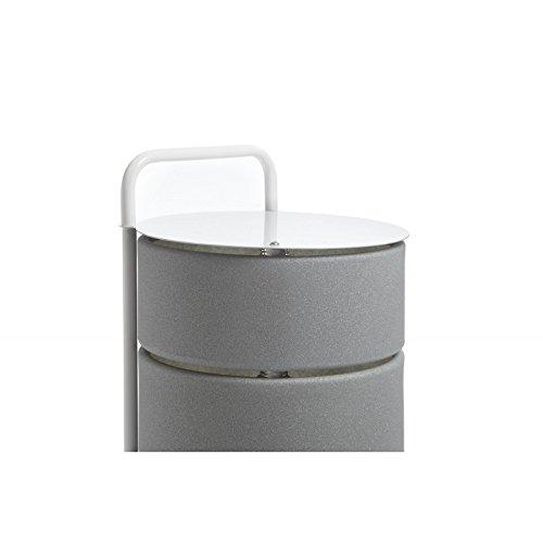 Cassettiera Emporium TOLOMEA 6 cassetti - Grigio
