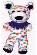 GRATEFUL DEAD BEAR PEGGY O - 1