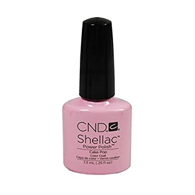CND Shellac 2013 Spring UV Gel Polish 0.25oz - CAKE POP