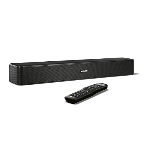 Bose® Solo 5 TV Sistema Audio, Nero
