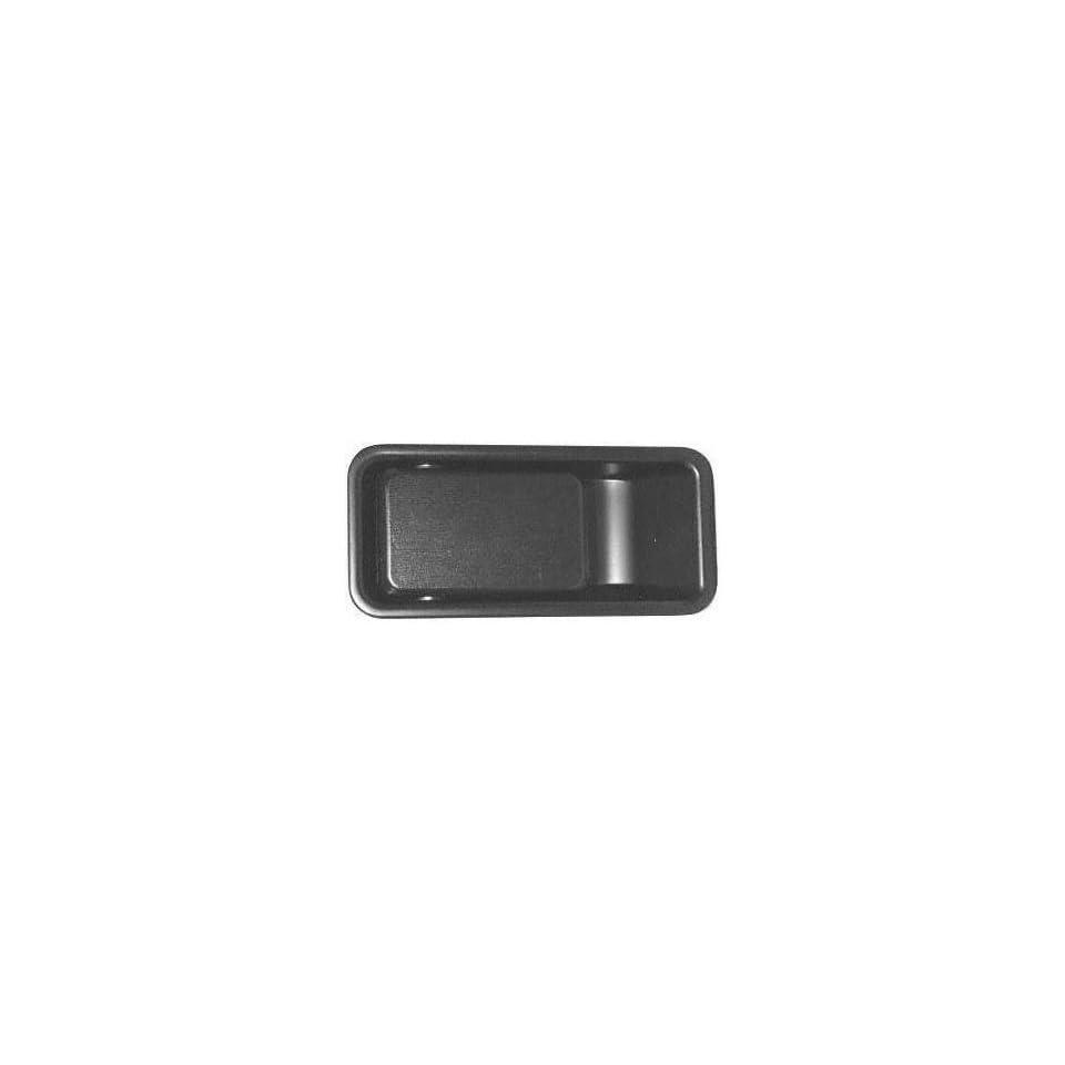 05 JEEP WRANGLER FRONT DOOR HANDLE LH (DRIVER SIDE) SUV, Outside, Half