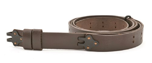 Why Should You Buy WW2 M1907 Military Style Sling Dated 1942 Dark Leather