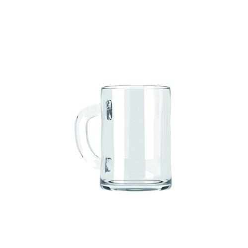 Chope à Bière x6 45cl en plastique incassable sans BPA - Cupkiller