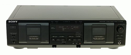 Read About Sony TC-WE435 Dual Cassette Deck (Discontinued by Manufacturer)