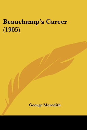 Beauchamp's Career (1905)