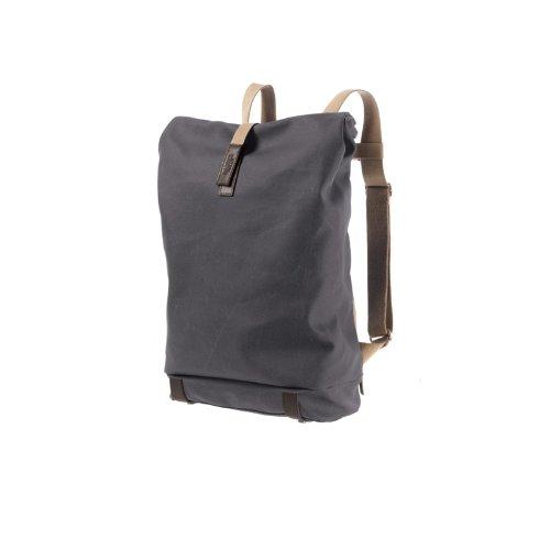 Brooks Pickwick Canvas Backpack Zaino, Pickwick, Asfalto