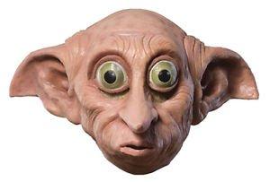 [Harry Potter Dobby Mask Child] (Dobby Harry Potter Costumes)