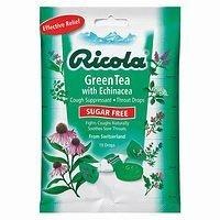 Cough Drop-Echinacea Green/Sugar Free - 19 - Lozenge