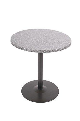 Dajar Stehtische Tisch Fiori fi 70 cm, grau