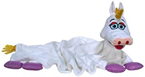 Cuddle Uppets - 9113 - Peluche - Licorne