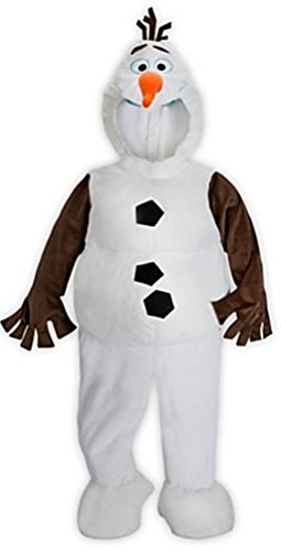 Disney Store Frozen Olaf Plush Costume for Kids