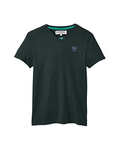 Kaporal Camiseta Manga Corta Negro
