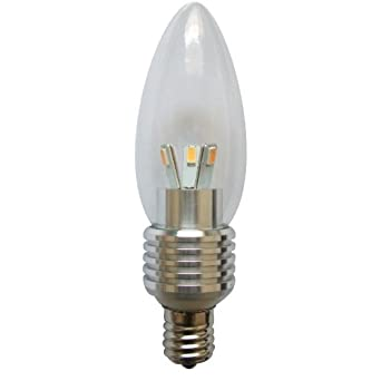 pack of 10 led light bulbs 5 watt cool white e17 led. Black Bedroom Furniture Sets. Home Design Ideas