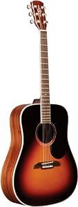 Alvarez AD80SSB Acoustic Guitar, Sunburst