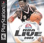 NBA Live 2002 - PlayStation