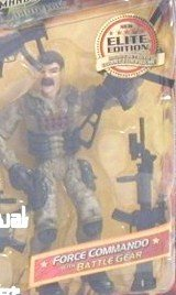 Buy Low Price Lanard The corps cammando force LARGE SARGE Figure (B000MUSDY8)