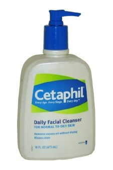 セタフィル デイリー洗顔剤 普通ーオイリー肌用 472ml