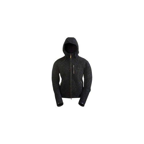 66 North Men'S Vindur Jacket, Black/Granite 989, Large
