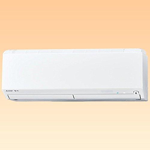 三菱 【エアコン】ハイブリッド霧ヶ峰MITSUBISHI おもに18畳用(電源200V・ウェーブホワイト) MSZ-ZW565S-W