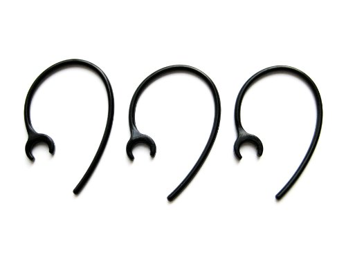 Click to buy 3 (B-S) Earhooks Earloops for Samsung HM3500, HM1700, HM1200, HM1100 and HM6450 Bluetooth Headsets Wireless Devices - From only $8.99