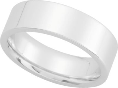 Jewelplus Flat Comfort Fit Wedding Band - Size 9, 2Mm - 12Mm 14K Rose 07.00 Mm
