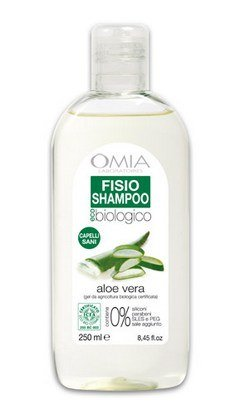 Fisio Shampoo biologico all'aloe vera 250 ml