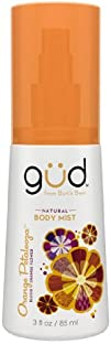Gud Orange Petalooza Natural Body Mist 3 Fluid Ounce