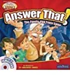 Answer That!  Adventures in Odyssey F...