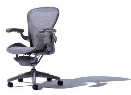 Herman Miller Classic Aeron Task Chair Highly Adj W