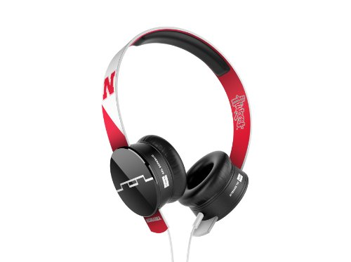SOL REPUBLIC Collegiate Series Tracks Headphones (Nebraska)