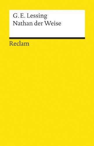 Nathan der Weise (Reclams Universal-Bibliothek) (German...