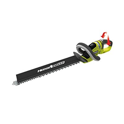 Ryobi OHT1855R ONE+ 18V Cordless Hedge Trimmer with HedgeSweep (Body Only)