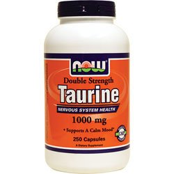 What foods have taurine