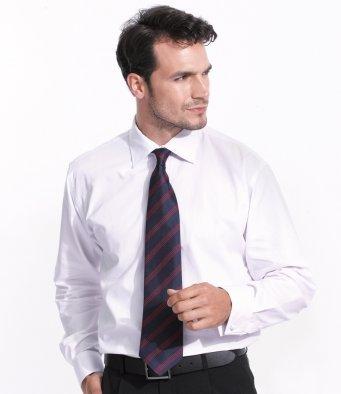 Long Sleeve Double Cuff Business Shirt