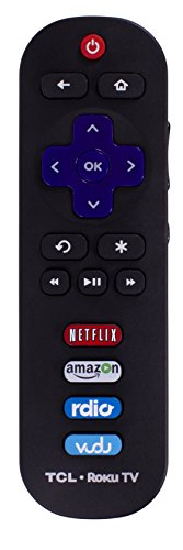 Big Save! TCL RC280 Replacement Remote for Roku TV