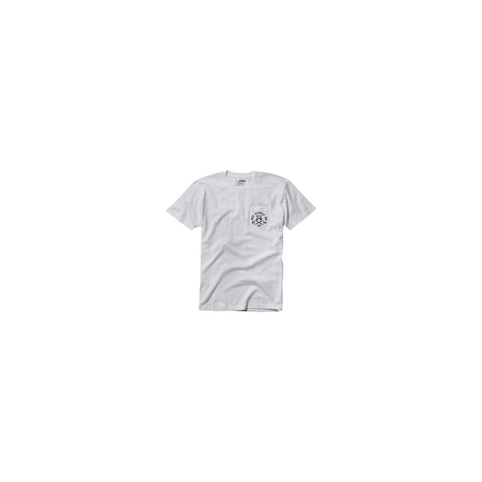 Fox Racing FRMC T Shirt   Large/White