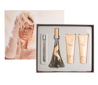 Rihanna Nude Gift Set Women's EDP Eau De Parfum Spray - RNGS244491310