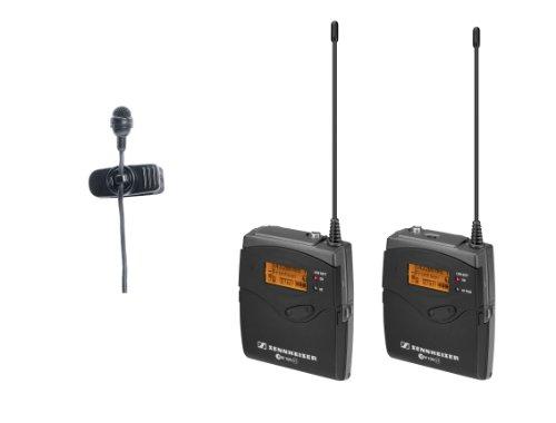 Sennheiser Ew122Pg3-A Camera Mount Wireless Lavalier Microphone System