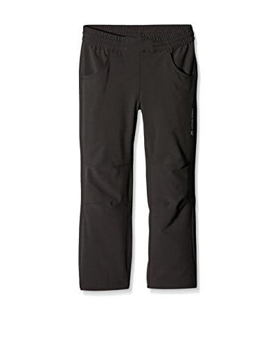 Alpine Pro Pantalón Deporte Omineco Negro