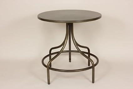 NeXtime FKT001BRASS Good Form French Bistro Table
