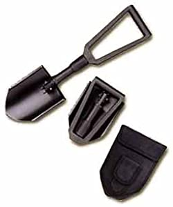 GERBER Folding Spade w/ Sheath - Model 5940