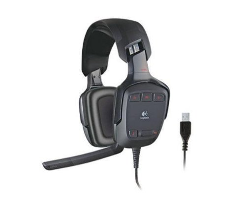 LOGITECH G35 Surround Sound Headset with microphone Headset and microphone Peripheral COMPUTING