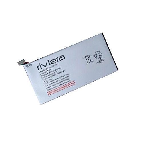 riviera Battery for Micromax Canvas Turbo A250