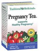 Traditional Medicinals - Pregnancy Tea, 16 Bag