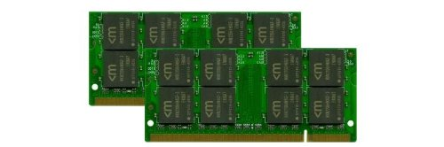 Mushkin Enhanced Essentials 8GB (2 x 4GB) 200-Pin DDR2 SO-DIMM 667 (PC2 5300) Dual Channel Kit Laptop Memory Model 996685