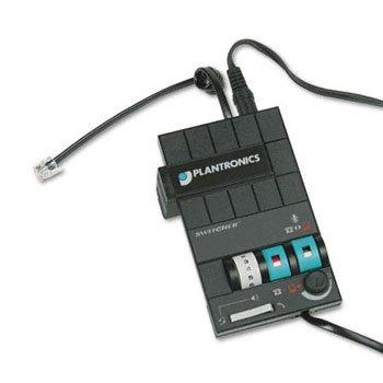 Plantronics Mx-10 Headset Switcher Multimedia Amplifier (Plncatmx10)