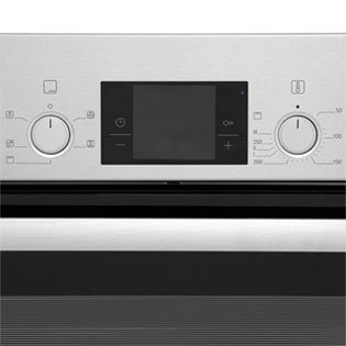 Bosch Serie 6 HBA13B253B Built In Electric Single Oven - Brushed Steel. It Will Perfeclty Look Great Built Into Your Kitchen