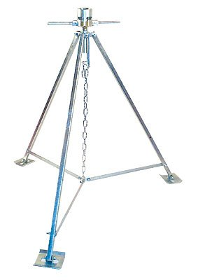 Ultra-Fab Products (19-950200) Aluminum Adjustable Fifth Wheel Tripod Stabilizer (Tripod Camper Jacks compare prices)