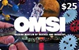 Oregon Museum of Science & Industry Gift Card