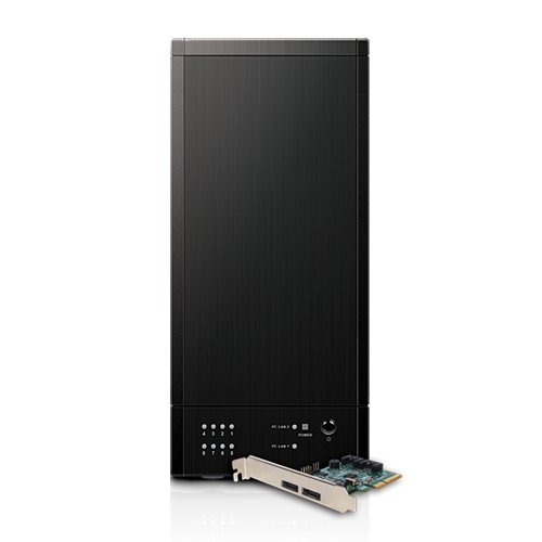 Sans Digital Multiplier Storage Enclosure (ST-SAN-TR8M6G) (Sans Digital 8 Bay compare prices)